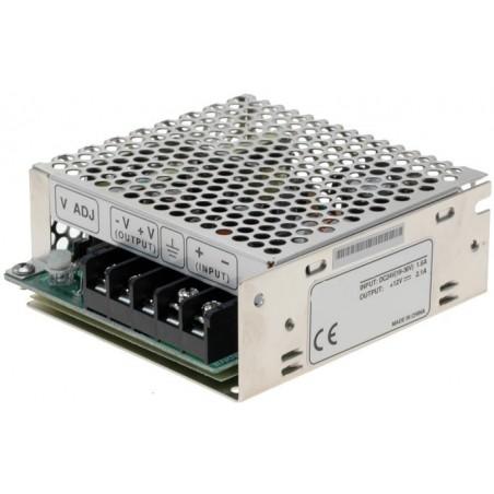 24 v DC omformer , maks . 2,1 A , 50 W