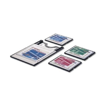 PCMCIA flash adapter