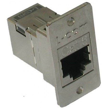 Samlekontakt RJ45 panel montage