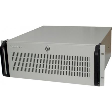 "4U 19"" dator chassi, ATX, beige"