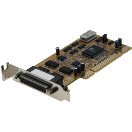 4 RS232 serielle porte till PCI