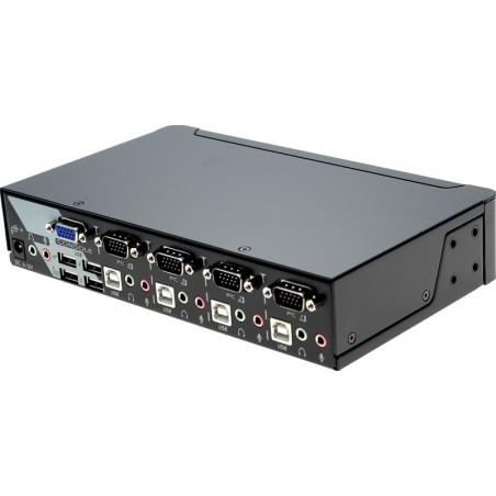 KVM Switillch 4 datorer