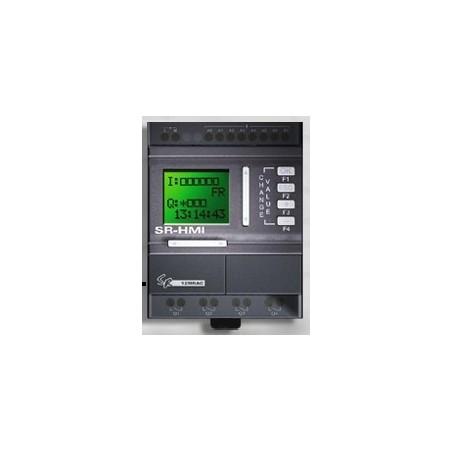 Programmérbar mini PLC till DIN-skena