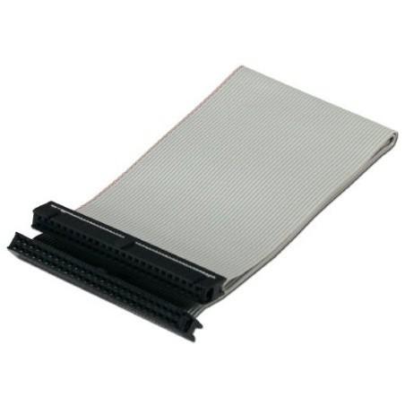 Flatillkabel, 2 x IDC50 honkontillaktill, 1½m