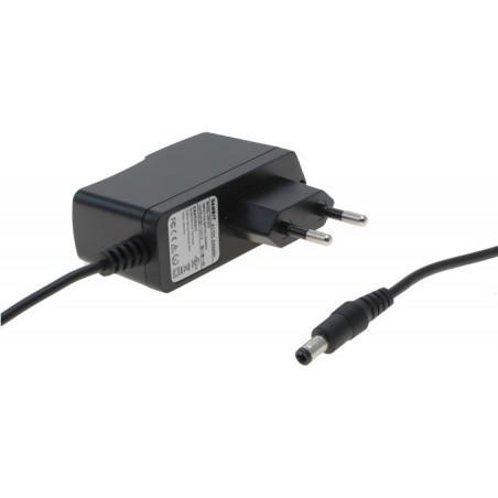AC-adapter 5V DC, 1.5A regleras