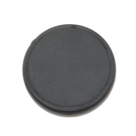RFID-tillagg utillformad som bindemedel med Svart rund