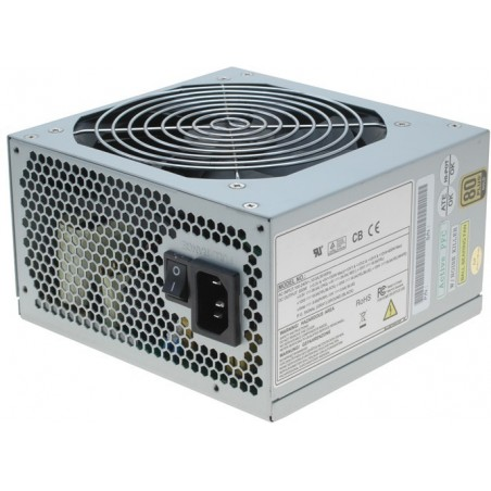650 Watt ATX strömförsörjning, P4, PCIE, SATA