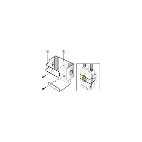 Väggfästille för LG-WL500GSM