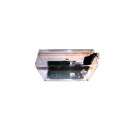 Kabinetill till USB-ISA+, ½ længde