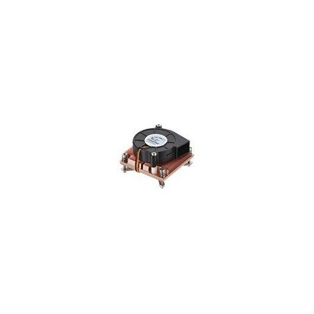 1U svalare socket 989, horisontillell