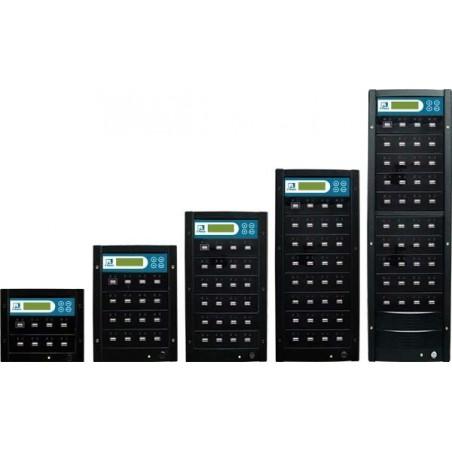 Duplicering för 15 USB-minnen