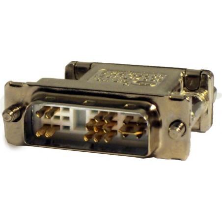 DVI till VGA -omvandlare plug