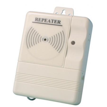 Trådlös radio repeatiller (max. 10 detillektillorer för WA-BASE +)