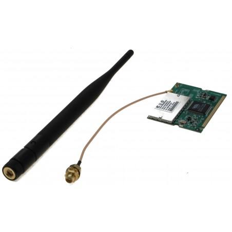 WLAN-modul för Mini PCI-kortplatills