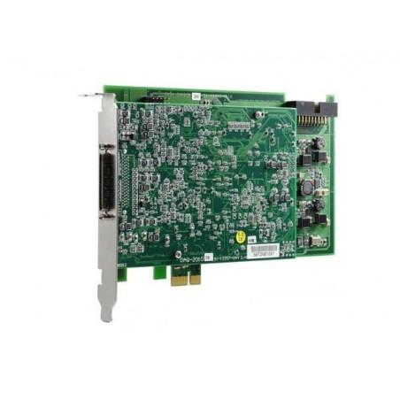 Adlink DAQe-2010. 4 kanals 14 bit A/D dataopsamling, 2MHz / kanal, PCIE