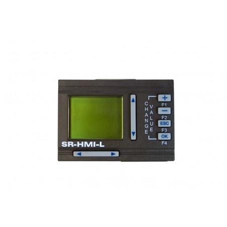 LCD-display för PLC
