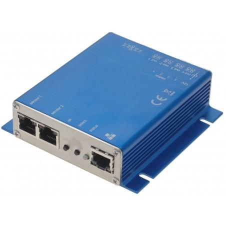 """Temperaturalarm til Serverrum, til 2 temperaturfølere, """"ping-alarm"""", netværkstilslutning"""