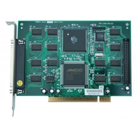 ADLINK LPCI-7200. 32 kanalers D/I og D/O kort, 12MB/s, PCI