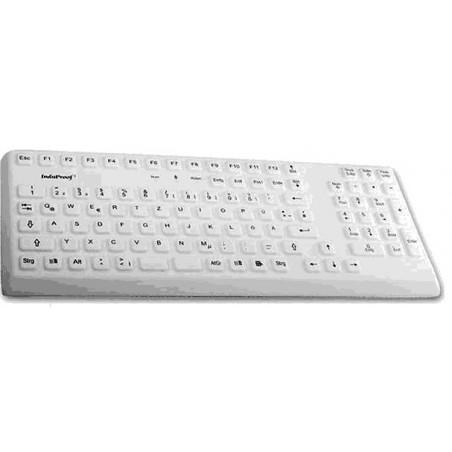 IP68 tät tangentbord - USB - medical - Nordic
