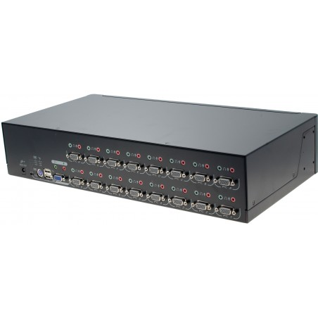 KVM-switillch för 8-16 datorer med SSD