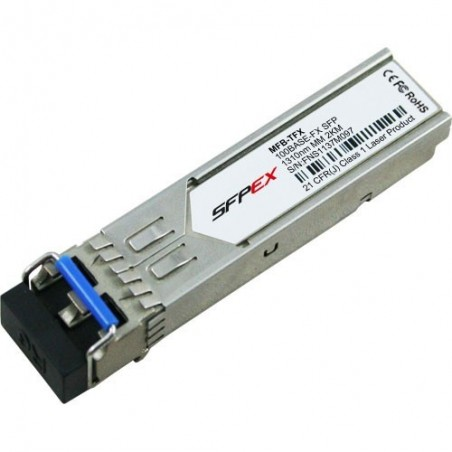 SFP-Port 100Base-FX-sändtillagare