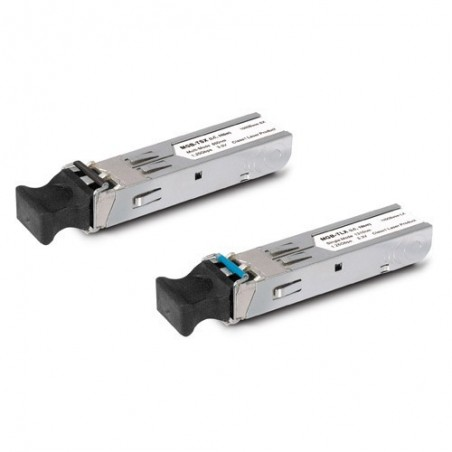 SFP-Port 1000Base-LX mini-GBIC-modul - 10km
