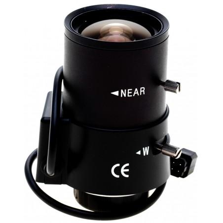 Lens, 2,8 till 12,0 mm, autillo iris