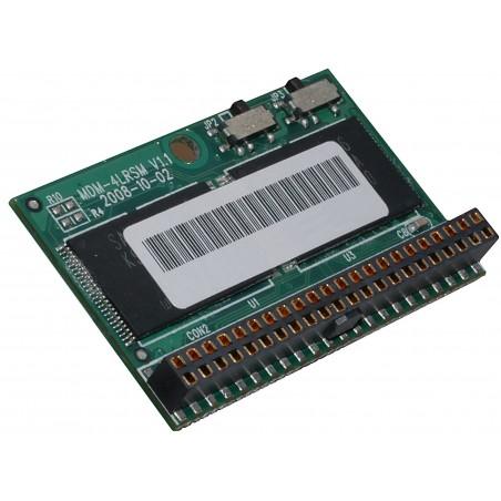 44 stilliftill DiskOnModule (DOM) till IDE Solid Stillatille Disk för direktillanslutillning på IDE-porten