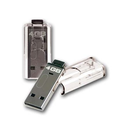 32GB memory stick via USB2.0. Industriel grade