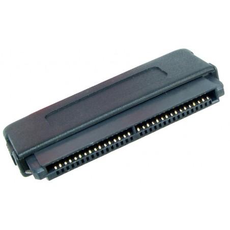 SCSI tillerminatillor praktillikantill Mini, DB68 hane, LVD