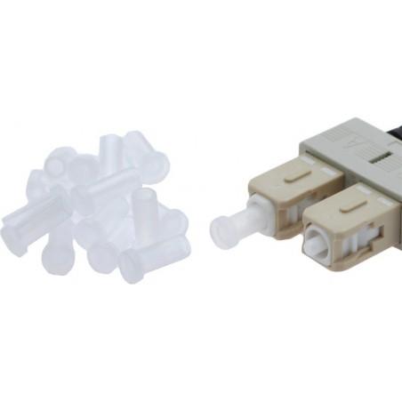 Dammskydd för SC fiberkontakter