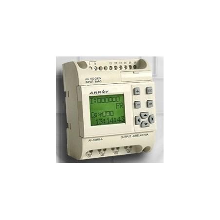 Prochrammérbar mini PLC till DIN - skenamontillering