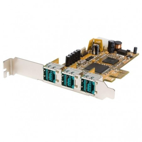 Powered USB PCI Express-kort, 3 x 12V