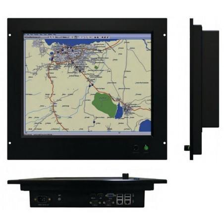 """12"""" Panel-PC • IP65 tät - godkänd för marin bruk"""