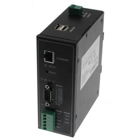 MODBUS seriell port servern