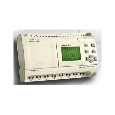 Prochrammérbar mini PLC till DIN-skenamontillering