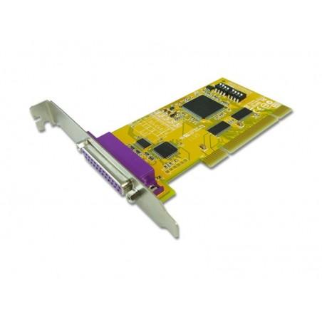 1-port Mappa IEEE 1284 Parallell Universal PCI kort