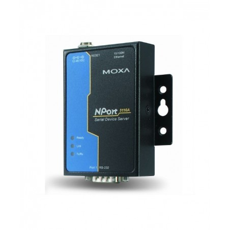 Moxa serieport server NPort 5110A 1 x RS-232-port