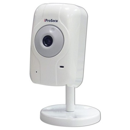 Inomhus IP PoE Cube Kamera 2 MP, High