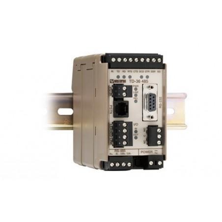 Industriell modem. Industriellell backup PSTN och fastill förbindelse Modem