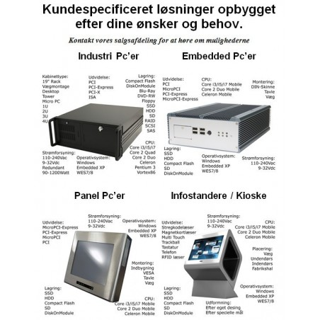 Kundspecificerad PC. Design av ditt val
