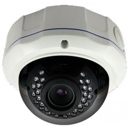 2 Megapixel domekamera IR HD-SDI utillomhus, Eco Line