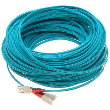 Förstillärktill SC-SC 50 pm multilli-mode fiberkabel