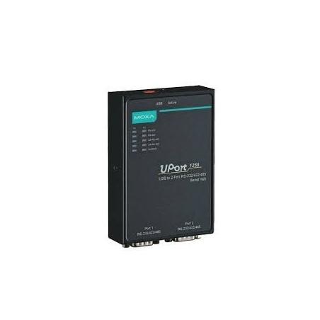 2-portars USB konvertiller till RS232 / 422/485