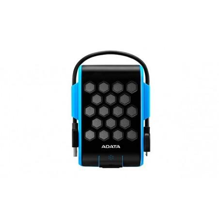 2TB extern hårddisk i stötsäker/vattentät kabinet, USB3.0