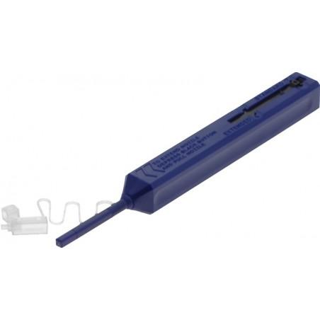 Fiber Connectillor Cleaner . Rengör fiber kontillaktill / adapter för damm och smutills före användning