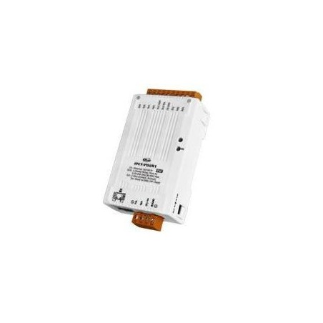 Ethernet-modul med tillvå digitillala ingångar, en reläutgång , PoE