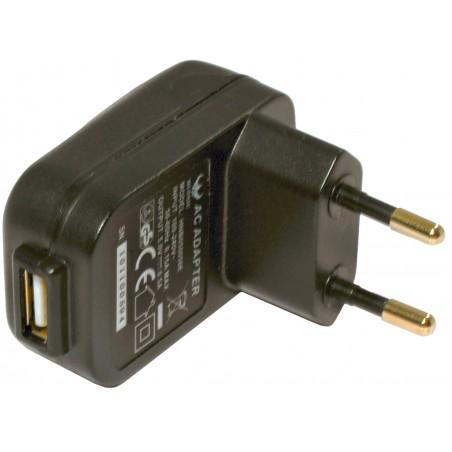 AC-adapter till GPS-TRACKER og GPS-TRACKER 3