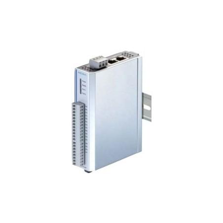 I / O-modul med 6 digitillala ingångar och 6 reläer, Modbus
