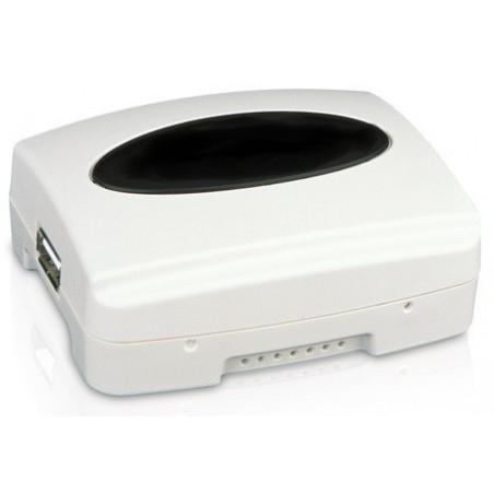 Skrivarserver till Hi-speed USB 2.0